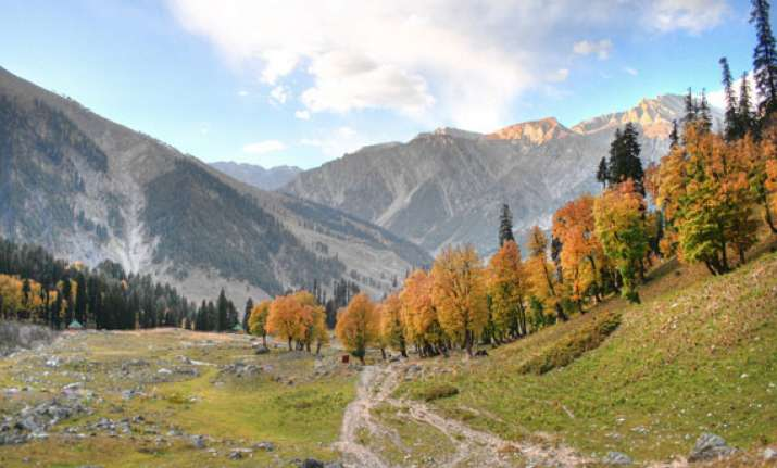why kashmir is called heaven on earth watch pics