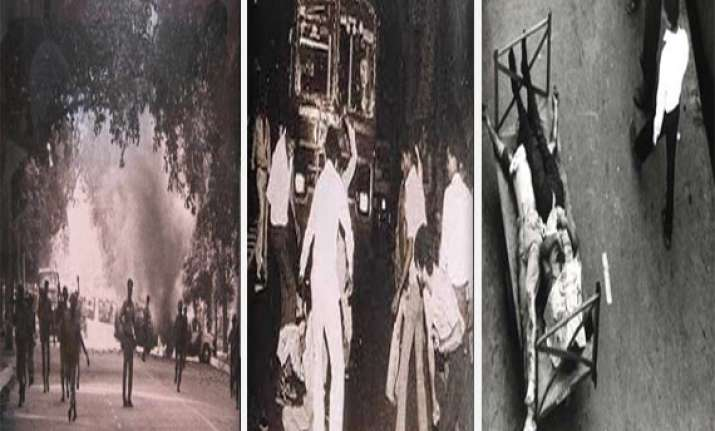 watch rare pictures of 1984 anti sikh riots