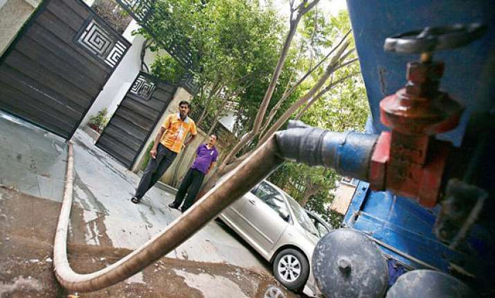 water in south delhi to be affected in next 2 days