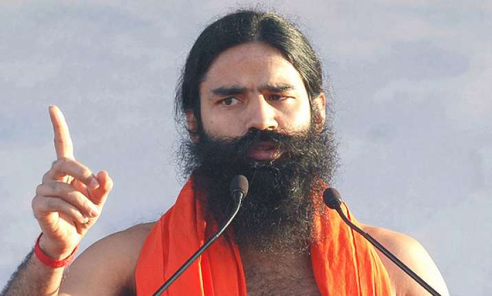 we are not for power ramdev