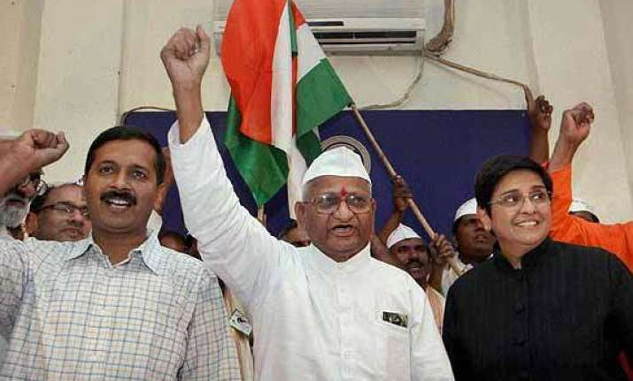 we are ready to face lathis even bullets says hazare