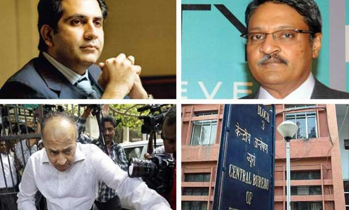 why cbi wanted custody for corporate honchos