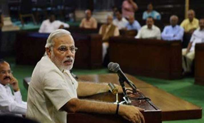 will narendra modi be able to motivate india s vast