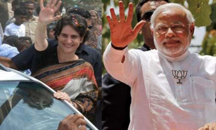 will priyanka gandhi campaign against narendra modi in