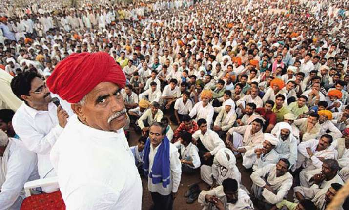will boycott cong bjp in upcoming elections rajasthan