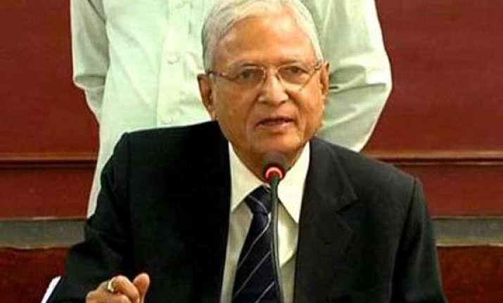 will ensure speedy probe in black money issue sit chief shah