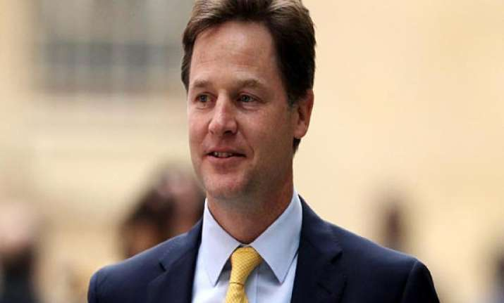 will help india in its journey to growth british deputy pm