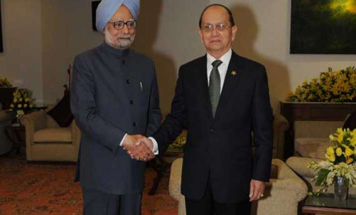 will not allow any activity inimical to india myanmar