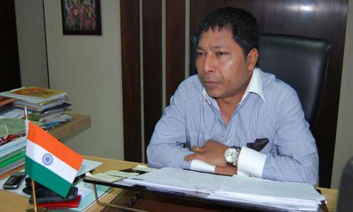 will not spare any one in the custodial death case sangma