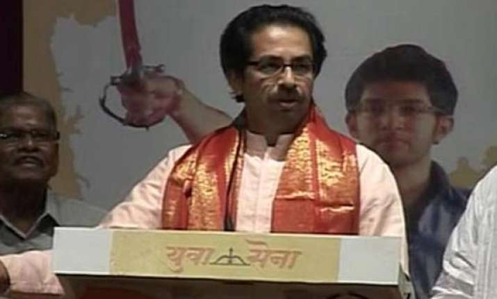 will quit if i have lost your confidence uddhav to sena