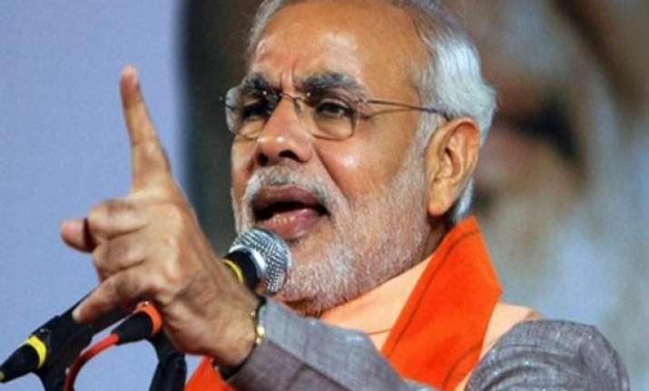 will quit politics rather than insult kargil martyrs modi