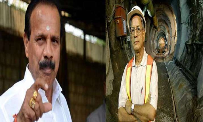 will request sreedharan to be part of expert team gowda