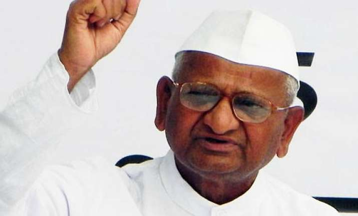 will work with congress if lokpal bill is passed hazare