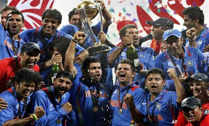 windfall for team india players