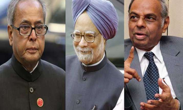 with pranab as president pm wants to look after finance