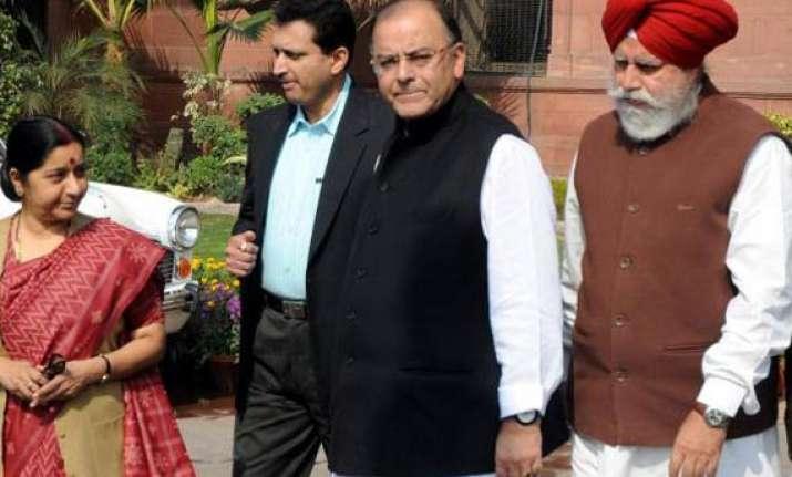 withdraw lokpal bill bring an effective bill bjp to govt