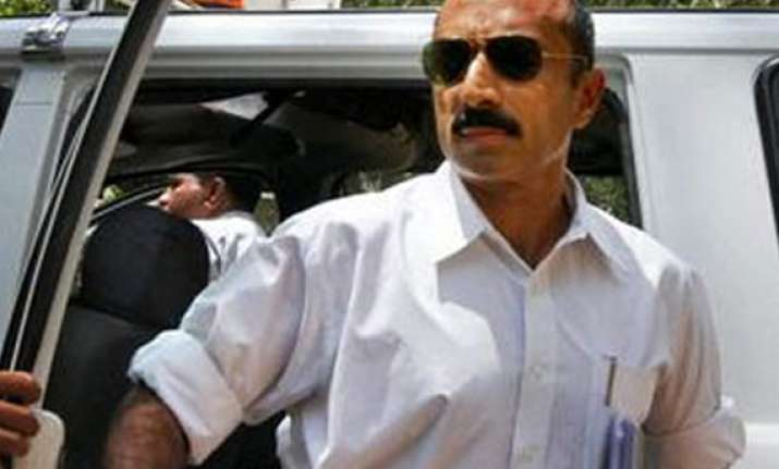 witness in sanjiv bhatt s case missing since tuesday