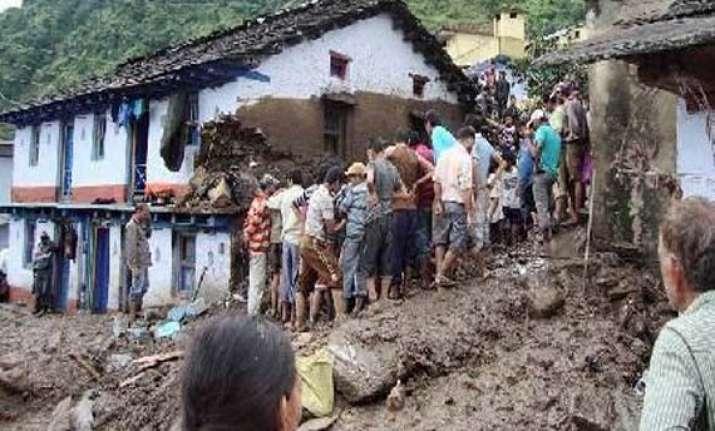 woman washed away in cloudburst rains lash uttarakhand