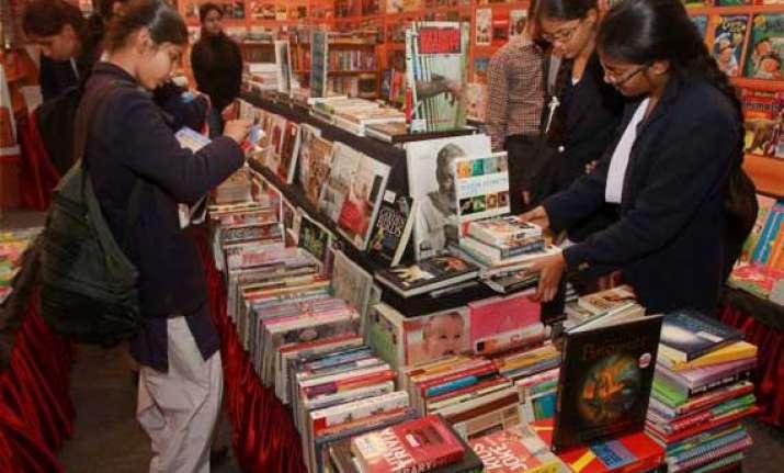 world book fair in delhi from feb 15