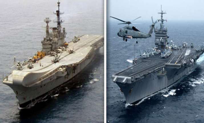 world s 10 aircraft carriers in service today
