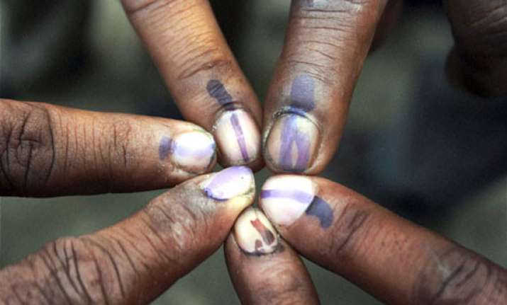 world s largest poll exercise begins with very high voter