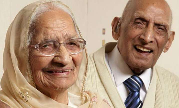 world s longest married couple is from punjab
