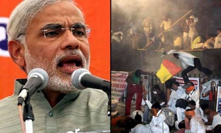 worst day in india s history says narendra modi