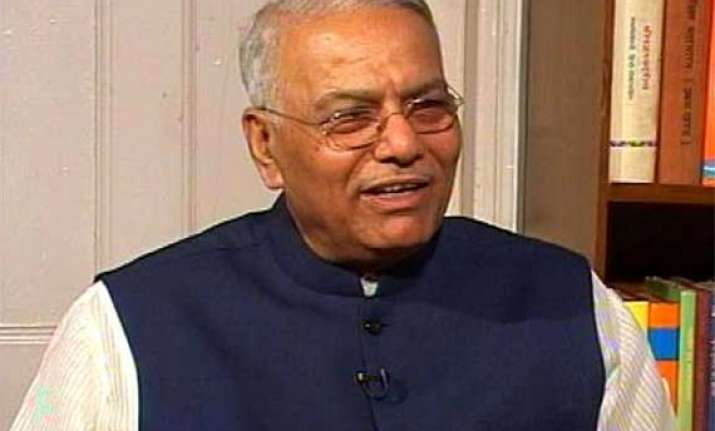 yashwant sinha says his son got bjp ticket on merits
