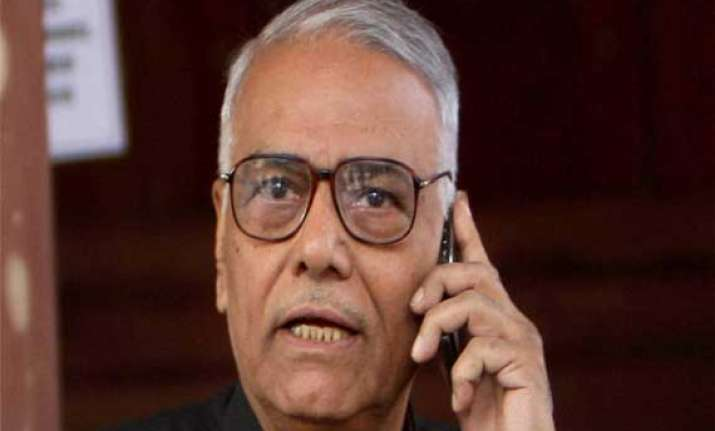 yashwant sinha remains in jail bail of 2 others rejected