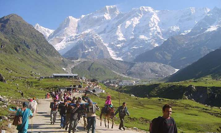 yatra to kedarnath badrinath resumes after 3 months
