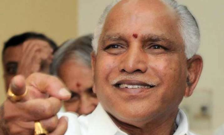 yeddy not in favour of floor test but will take it if govt