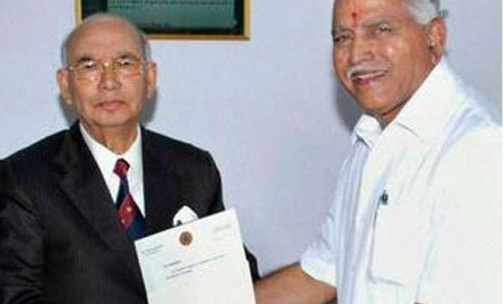 deadlock in karnataka bjp over yeddyurappa successor