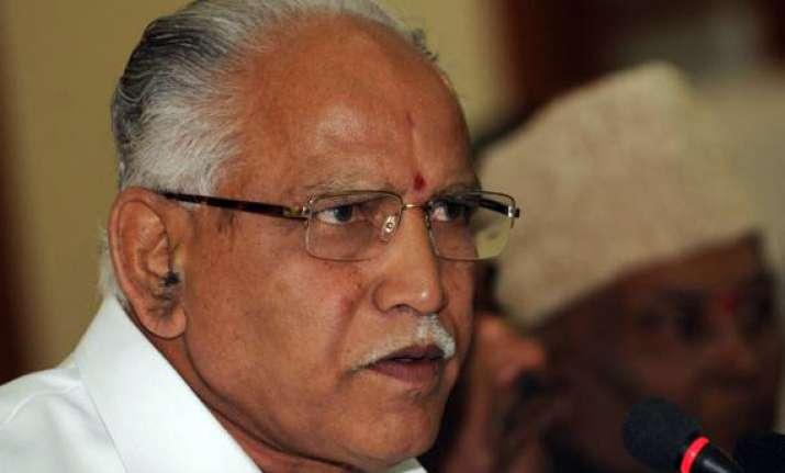 yeddyurappa moves high court seeking bail