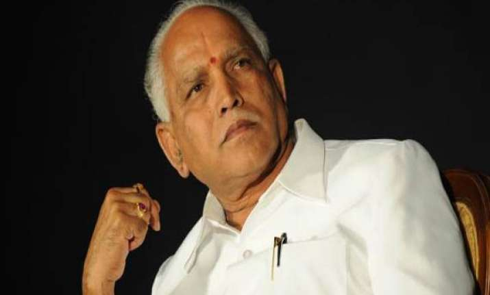 yeddyurappa s anticipatory bail plea rejected