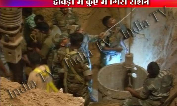 after mahi youth dies in howrah falling into well