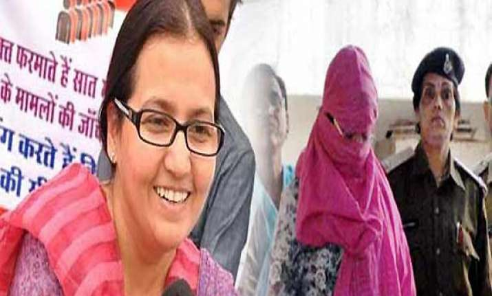 zaheda was insecure because of masood claims witness