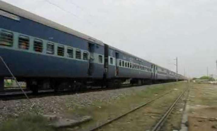 10 bogies of neelachal express derail in orissa