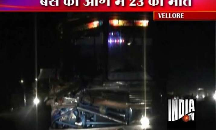23 bus passengers charred to death in tn