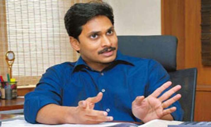 cbi searches premises of jagan