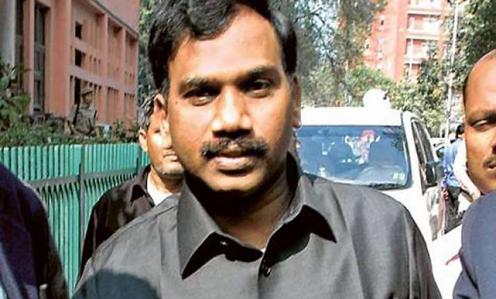 2g case conspiracy began after raja became minister court