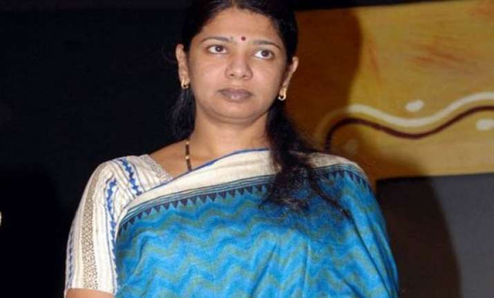 2g case hc to hear bail pleas of kanimozhi 5 others on