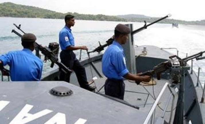 16 indian fishermen injured in attack by sri lankan navy