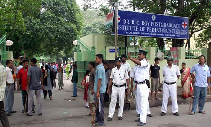 13 infants die in kolkata b c roy hospital