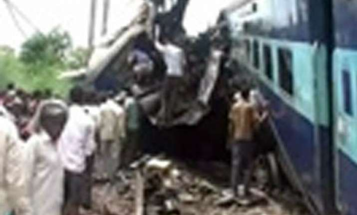 100 injured as bodo rebels cause blast derailing train in