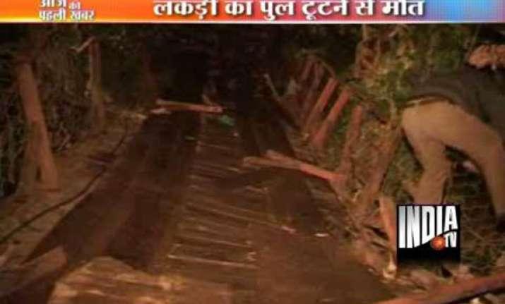 34 killed 60 injured as footbridge collapses in darjeeling