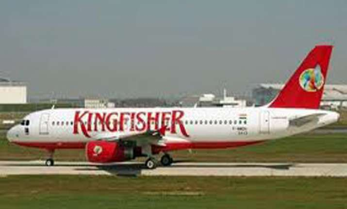 30 kingfisher flights cancelled since morning