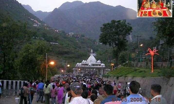 66 lakhs pilgrims visit vaishnodevi shrine