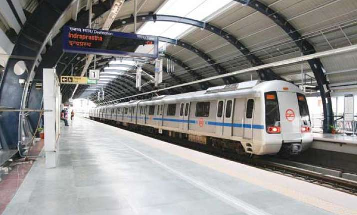 10 metro stations closed down in delhi