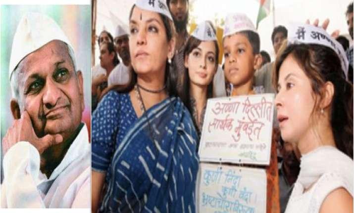 4.4 million tweets in 3 days for anna hazare