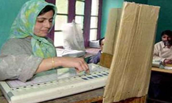 79 pc polling in kashmir panchayat polls